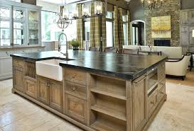 repeindre des meubles de cuisine rustique meuble de cuisine rustique meuble de cuisine en bois repeint pin
