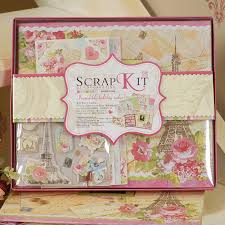 diy scrapbook album wedding new baby scrapbook album diy scrapbook kit gift set baby