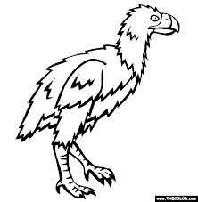 prehistoric birds coloring pages 1