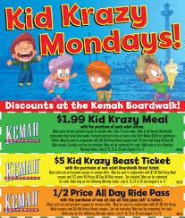 halloween city coupons kemah boardwalk promotions