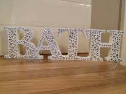 Wooden Words Home Decor 143 Best Wooden Word Ideas Images On Pinterest Wooden Letters