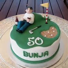 birthday golf cake ideas 5090