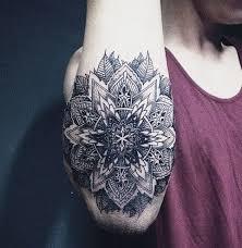 25 unique mandala tattoo men ideas on pinterest geometry tattoo