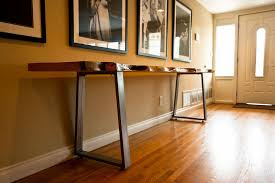 light wood console table long and fascinating console table designoursign