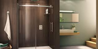 bronze shower doors vigo soho 24inch adjustable frameless shower