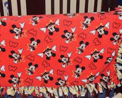 Halloween Fleece Fabric by Fleece Tie Blankets 6 Steps