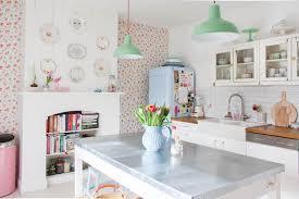 cuisine pastel déco cuisine pastel exemples d aménagements