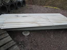 25 Square Meter by 25 Square Meter Of Corrugated Steel Plates For Sale Retrade