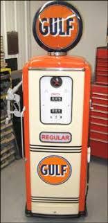 antique gas station lights for sale restored antique gas pumps lights for sale for the bar gameroom