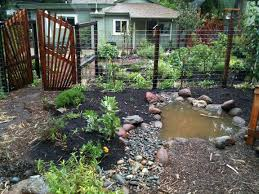 Permaculture Rain Water Collection On A Slope Using A Dry Pond - Backyard permaculture design