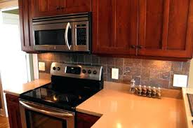 Backsplash Maple Cabinets Kitchen Backsplash Ideas With Oak Cabinets U2013 Colorviewfinder Co