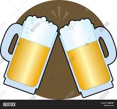 cartoon beer pint beer mugs image u0026 photo bigstock