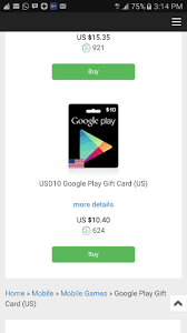 purchase play gift card play store and declined card transaction dcc which way
