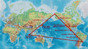Alaska Fire Map by Super Quake Warning Triangle Of Fire Ring Of Fire Dr Sol Adoni