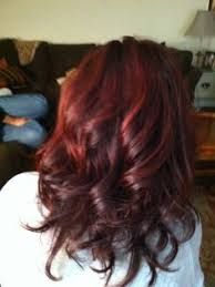 coke in curly hair hair color red violet i might want to try adding a little of