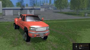lifted gmc 2015 gmc 3500 lifted v1 0 fs15 farming simulator 2017 2015 15
