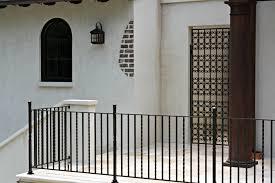 exterior railings antietam iron works