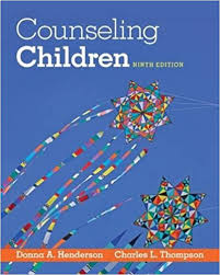 Counseling Children 8th Edition Henderson Amazon Com Counseling Children 9781285464541 Donna A