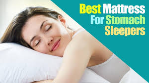 best mattress for stomach sleepers top 5 mattresses for stomach