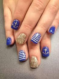 nautical nail art nails pinterest nail art studs and the o u0027jays