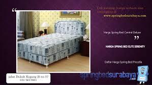 Ranjang Procella ranjang bed