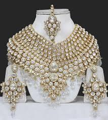 indian bridal necklace sets images 1000 ideas about indian bridal jewelry sets indian jpg