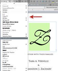 wording wedding invitations3 initial monogram fonts how to print a monogram on your wedding invitation
