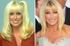 suzanne somers hair cut suzanne somers then now stanton daily