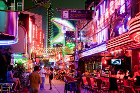 What Is The Red Light District What Travellers To Thailand Need To Know About The Mourning Period