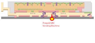 ntt communications to launch prepaid sim vending machines for