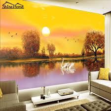 popular wallpaper livingroom romantic buy cheap wallpaper