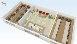 bookstore design floor plan have you ever thought about having your own prettybooks