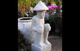 statues garden furniture tigers pots water gardens