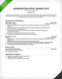 executive assistant cover letter sle administrative assistant cover letter administrative