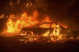California Wildfires Burn Cars by More Than 100 000 Acres Of Northern California Are On Fire U2014 Quartz