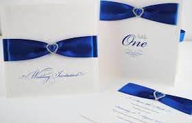 royal blue wedding invitations wedding invitations royal blue and silver uk yaseen for