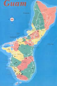 Coc Valencia Map Guam Map