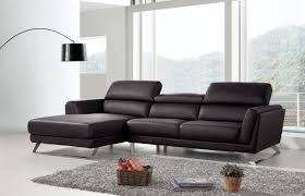 Modern Black Sofas Different Sectional Sofas In Modern Miami Furniture Store