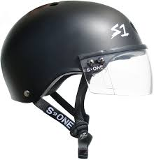 motocross helmet with face shield lifer visor roller derby helmet