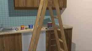 best way to restore wood cabinets in kitchen how to refinish kitchen cabinets 10 steps with pictures