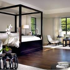 How To Decorate A Canopy Bed Black Canopy Bed Design Ideas