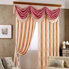 european style pink polyester jacquard and embossed floral shabby