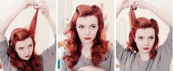 Retro Frisuren Lange Haare by Frisuren Frauen Rockabilly Rockabilly Frisur Ideen Weiblich Frauen