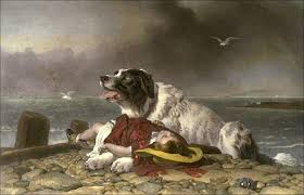 famous rescue animals new england lighthouse stories