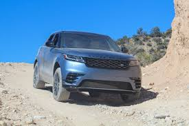 land rover velar blue first drive 2018 range rover velar u s spec automobile magazine