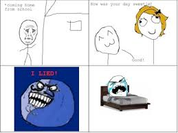 Meme I Lied - best of the i lied meme 18 comics pleated jeans