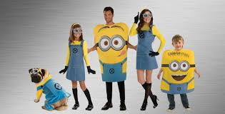 Halloween Minionalloween Costume Boys Toddler Despicable Minion Costumes Buycostumes