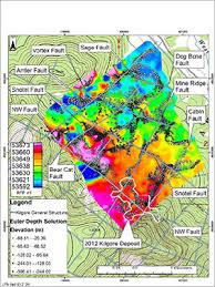 kilgore map otis gold kilgore project
