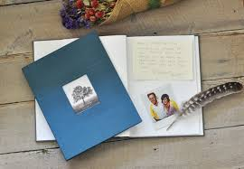 photo album guest book 5 alternative guest book ideas that need an album the blue sky
