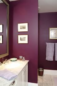 Bathroom Color Ideas Photos by Best 25 Purple Bathrooms Ideas On Pinterest Purple Bathroom